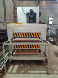 Twin Belt Paint Curing Oven