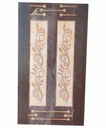 Interior Laminated Door Set, For Home, 7 X 3.5 Ft