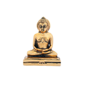 Gold Plated Mahavir Idol For Gifting & Corporate Gifts