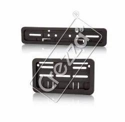 Vehicle Number Plate Reinforcement Frames