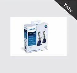 Philips H11 11362 UE Ultinon Essential G2 Car Led Bulb (Cool White) (Twin) 12V 17W