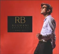 Rughani Brothers Cotton Formal Shirts