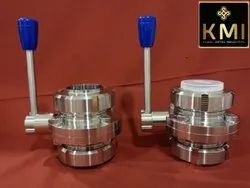 Butterfly Valves With Union 304