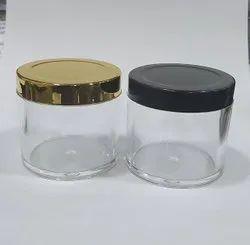 100 Gm Acrylic Jar