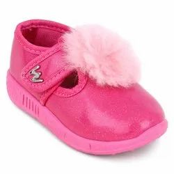Pink Baby Whistle Shoes, 15x20