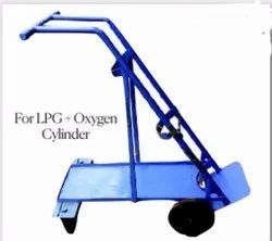 Double Cyclender Trolley