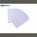 White Blank Pvc Plastic Cards, Size: 86 X 54 Mm