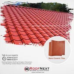 Nano Ceramic Tiles, Size: 305 X 305