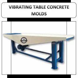 Vibrating Table Concrete Molds