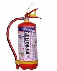 9kg Dry Chemical Fire Extinguisher