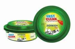 Fast Clean Dish Wash Baar 500gm, Packaging Type: Box