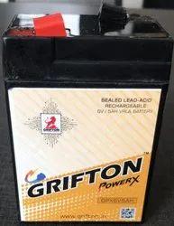 6v 4.5 Amp Battery