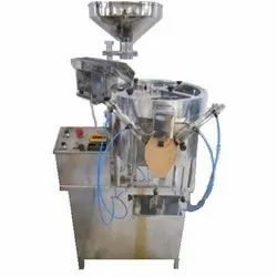 Semi Automatic Single Head Tablet & Capsule Counting and Filling Machines