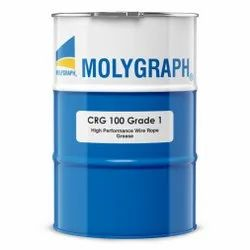 CRG 100 Grade 1 High Performance Wire Rope, Chain And  Cable Grease