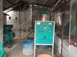 Garlic Peeling Machine 100kg Capacity