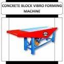 Concrete Block Vibro Forming Machine