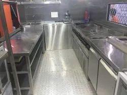Food Court Kitchen Designing Service