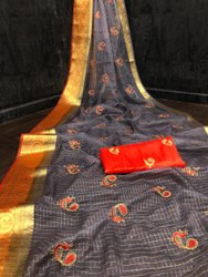 Kanchi Pure Silk Saree