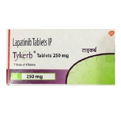 250 Mg Lapatinib Tablets IP