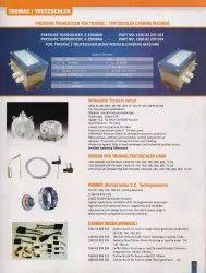 Pressure Transducer For Trumac/ Trutzschler Blowroom And Carding Machine