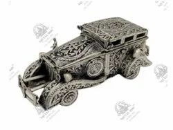 Car Silver Plated Artifacts