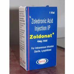 Zoldonat 4 Mg Injection