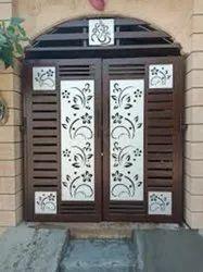 MS Grill Design Main Gate