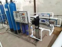 RO For Chemical Industries RO Plant With Capactiy-2500 LPH