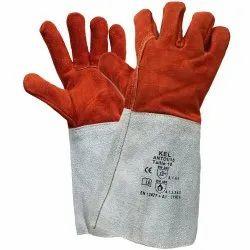 ANTDI/15 Split Leather Gloves With Heatproof Treatment