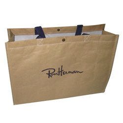 Kraft Paper Laminated Fabric For Shopping Bag