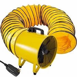 Blower With Duct