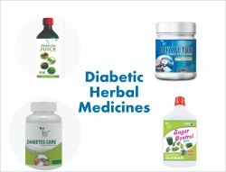 Diabetic Herbal Medicine, For Clinical, Packaging Type: Bottle
