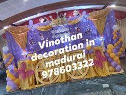 Balloon Decoration Services, in Near Madurai