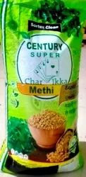 Century Super Sortex Clean Fenugreek Seed, Packaging Type: PP Bag, Packaging Size: 25kg