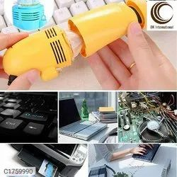 Computer Keyboard Mini Vacuum Cleaner USB Rechargeable (Price 299/piece)