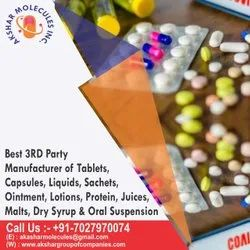 Tablets Capsules Softgel Capsules Third Party Manufacturer