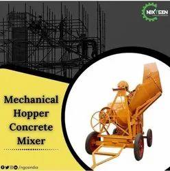 Nextgen Mechanical Hopper Mixer Machine