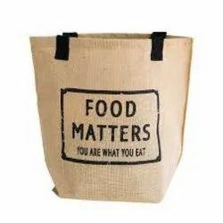 Love Food Jute Bags