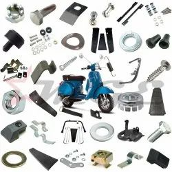 Foot Mat - Central Stand - Silencer Spare Parts For Vespa PX LML Star NV Scooter