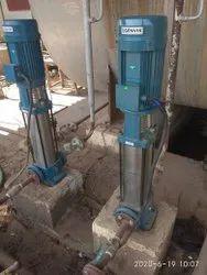 GENVIK 2 HP High Pressure Water Pumps, For Industrial