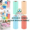 Disposable Non Woven Kitchen Roll Rag Dishcloth Duster Dish Towel Wipe Cleaning Cloth