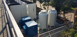 Industrial Sewage Treatment Plant, Flow Rate: 200 m3/day