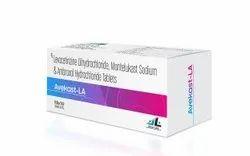Montelukast 10 + Levocetirizine 5mg + Ambroxol 75mg