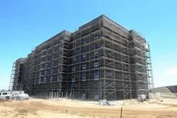 Concrete Frame Structures Commercial Projects Hotel Building Construction Service