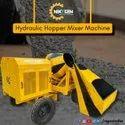Nextgen Hydraulic Hopper Mixer Machine