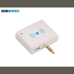ID Tech Audio Jack RFID Card Reader