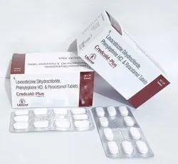 Levocetirizine Dihydrochloride Phenylephrine HCI Paracetamol