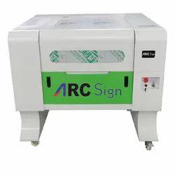 Arc sign 80Watt 6060 (RUIDA) Laser Engraving Machine