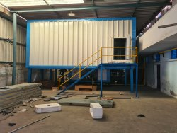 Camelback Paint Curing Oven