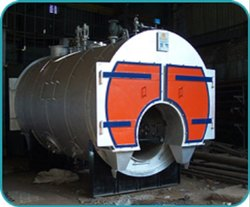 Solid Fuel Fired 0.5-6 TPH Fully Wetback Packaged Boiler